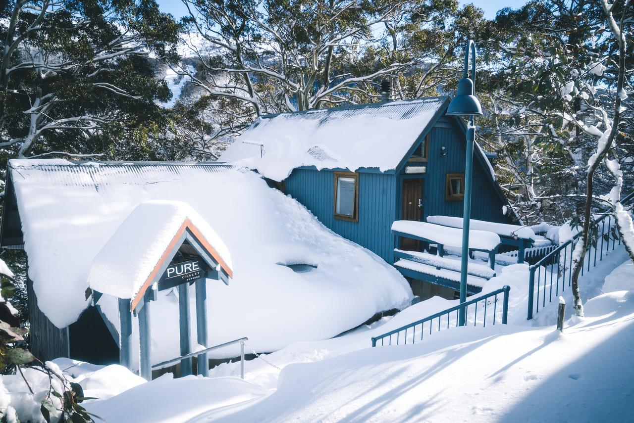 Pure Chalet Thredbo - Tourism Adelaide
