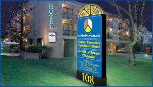 Capital Executive Apartment Hotel - Tourism Adelaide