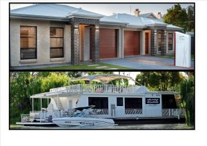 Renmark River Villas and Boats  Bedzzz - Tourism Adelaide